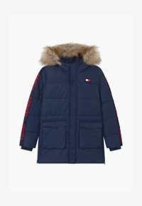 Tommy Hilfiger - ARCTIC TAPE - Winterjas - blue - 0