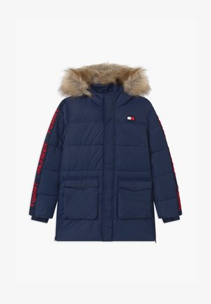 ARCTIC TAPE - Winter coat - blue