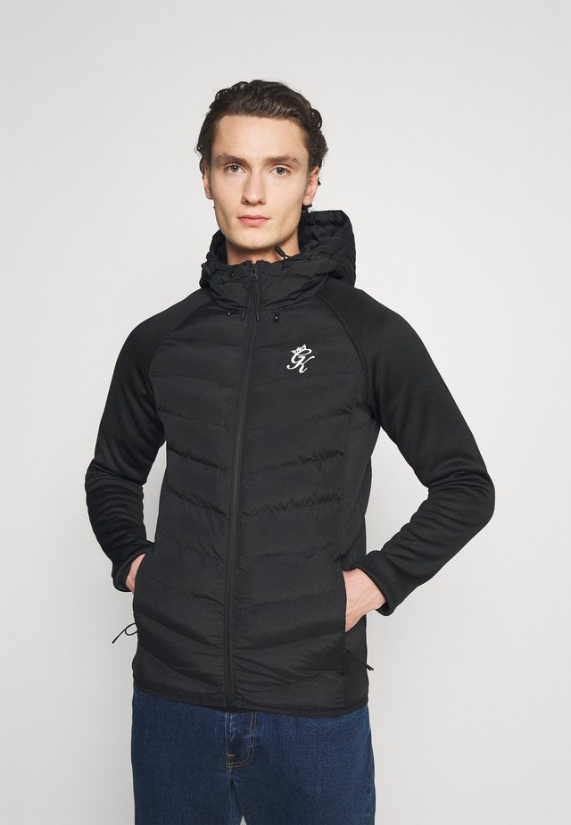BONES TECH JACKET - Jas - black