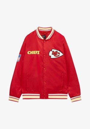 NFL - Bomber Jacket - red