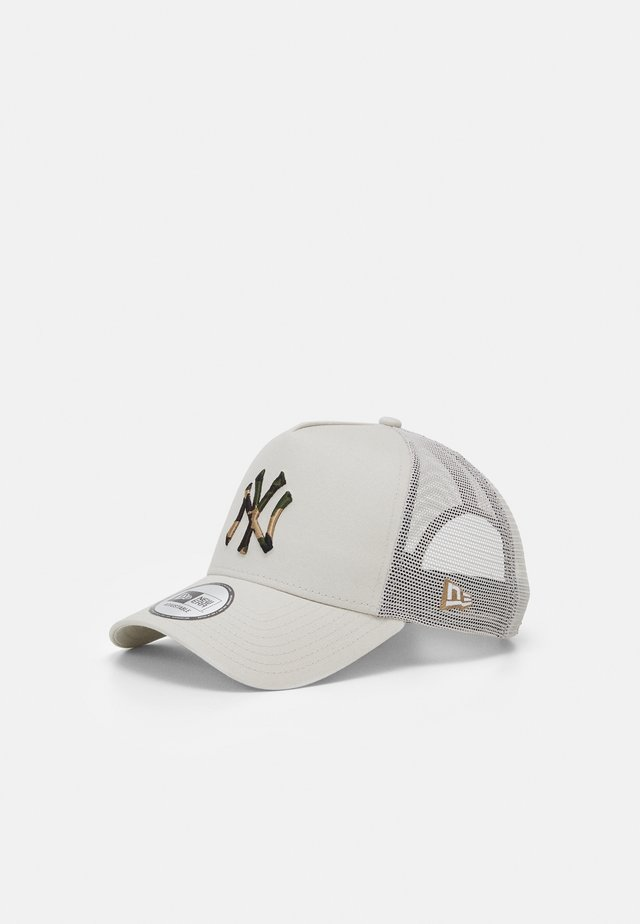 CAMO INFILL TRUCKER UNISEX - Pet - grey
