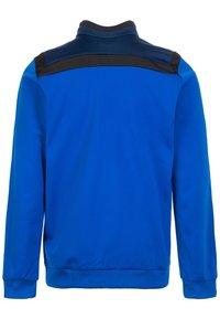 adidas Performance - TIRO 19 POLYESTER TRACK TOP - Training jacket - bold blue / white - 1