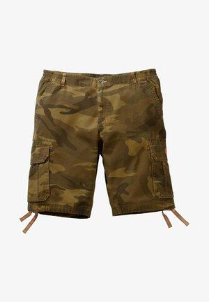 BERMUDA - Shorts - khaki,beige,braun