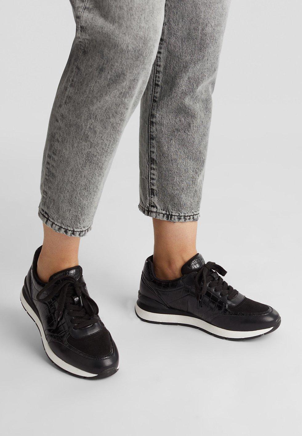 Gutes Angebot Esprit Sneaker low - black | Damenbekleidung 2020