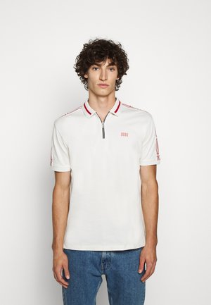 DOLMAR - Polo shirt - natural