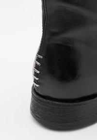 A.S.98 - ZUKKO - Classic ankle boots - nero - 5