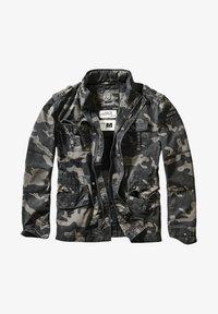 Brandit - BRITANNIA  - Outdoor jacket - darkcamo - 8
