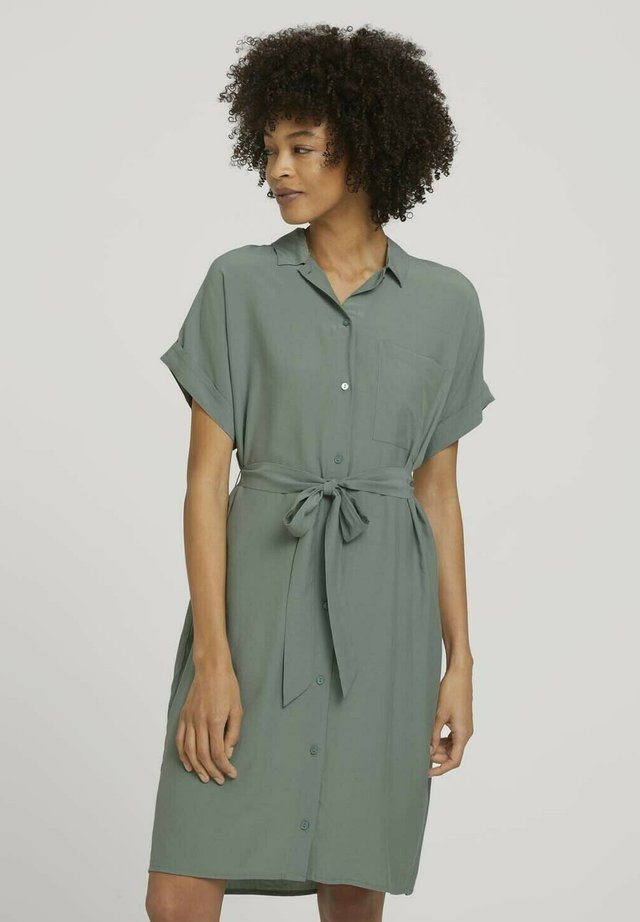 SLITS - Blousejurk - dusty leave green