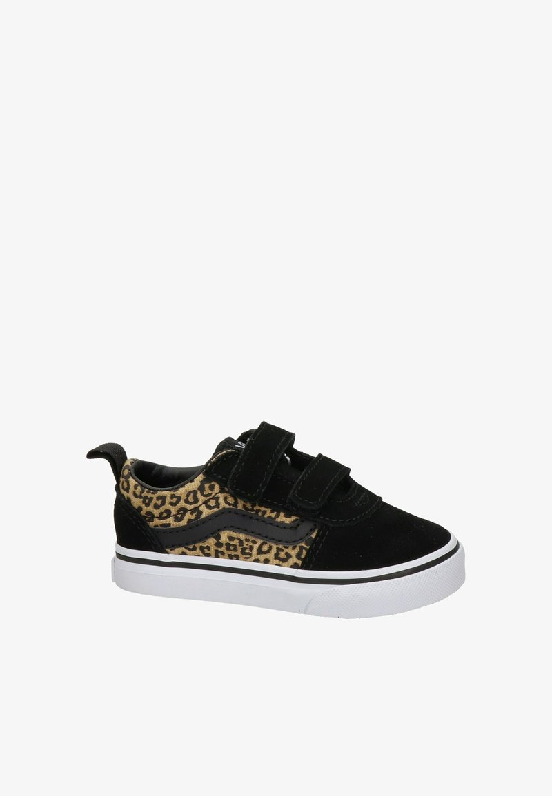 Vans - WARD CHEETAH  - Sneakers laag - zwart