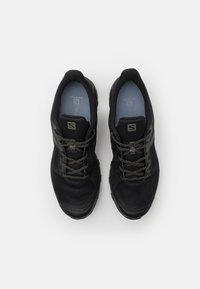 Salomon - OUTLINE PRISM GTX - Hikingskor - black/castor gray - 3