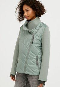 Finn Flare - Winter jacket - grey-green - 3