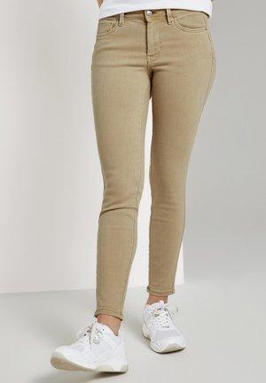 Jeans Skinny Fit - dark beige