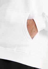 Fila - PURE HOODY - Sweat à capuche - bright white - 3