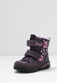 Lurchi - KIRI-SYMPATEX  - Winter boots - aubergine - 2