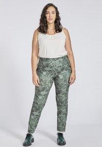 SPG Woman - Jeggings - khaki - 1