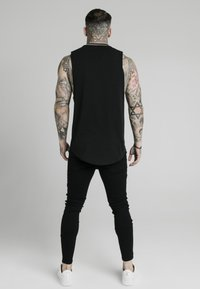 SIKSILK - Top - black - 2