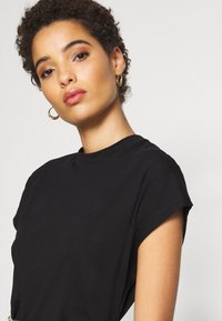 Anna Field - MODERN TEE - T-shirt basic - black - 4
