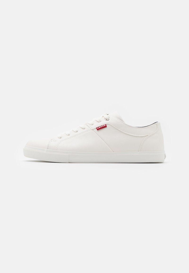 Levi's® - WOODS - Zapatillas - brilliant white