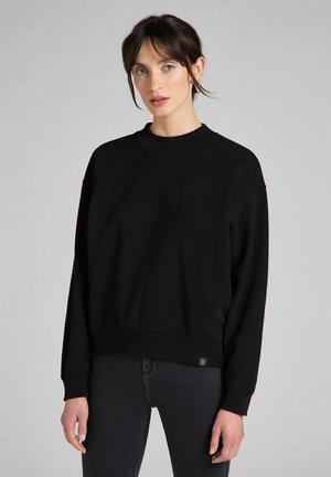 WESTERN SWS - Sweatshirt - black