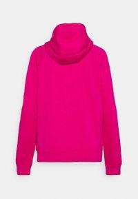 Nike Sportswear - HOODIE - Hettejakke - fireberry/white - 7