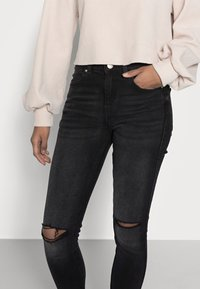 Dr.Denim Petite - LEXY - Jeans Skinny Fit - black - 3