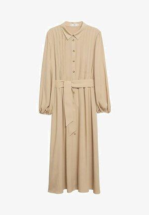 Maxi šaty - lyst/pastell grå