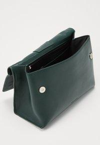 Royal RepubliQ - ELITE EVENING BAG - Taška spříčným popruhem - green - 4