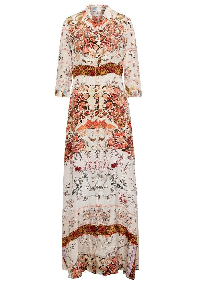 VEST_ZAIARA - Długa sukienka - white