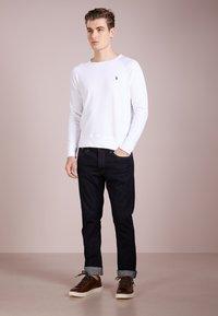 Polo Ralph Lauren - LONG SLEEVE - Sweatshirt - white - 1