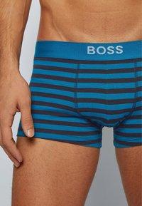 BOSS - Pants - turquoise - 2