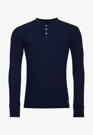 Long sleeved top - nautical navy