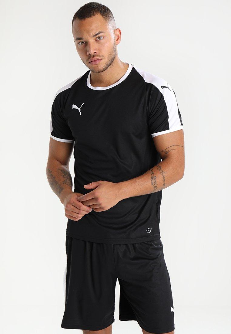 Puma - LIGA  - Sportswear - black/white