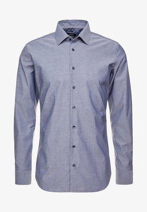 BUSINESS KENT PATCH EXTRA SLIM FIT - Kostymskjorta - dunkelblau
