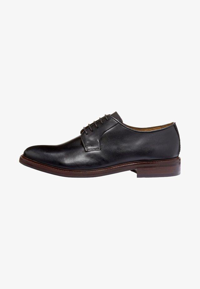 MODERN HERITAGE DERBY  - Elegantní šněrovací boty - black