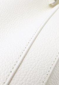 HUGO - VICTORIA DRAWSTRING - Across body bag - white - 4