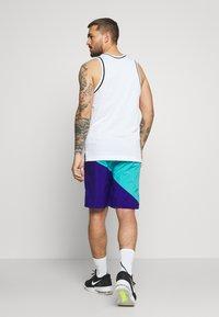 Nike Performance - FLIGHT SHORT - Sportovní kraťasy - regency purple/teal/mountain blue - 2