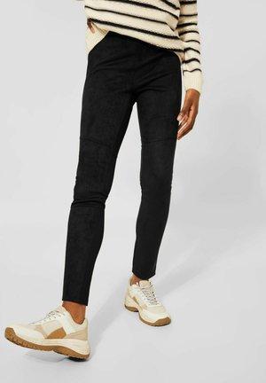 SKINNY FIT - Leggings - Trousers - schwarz
