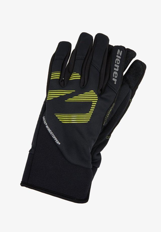 ILKO GLOVE MULTISPORT - Gloves - black