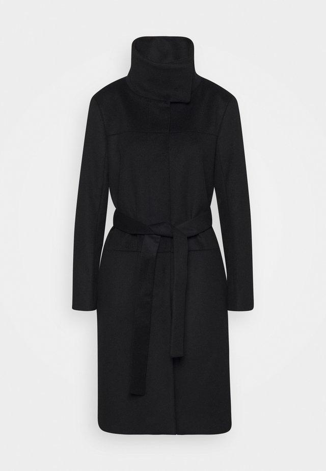 CORI - Wollmantel/klassischer Mantel - black
