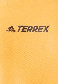 adidas Performance - TERREX PARLEY AGRAVIC ALLAROUND - Print T-shirt - orange - 5