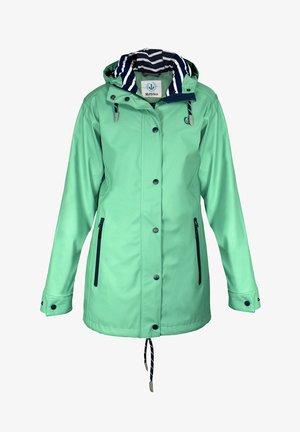 Waterproof jacket - lindgrün