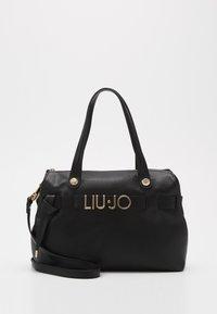 LIU JO - SATCHEL NERO - Shopper - nero - 0
