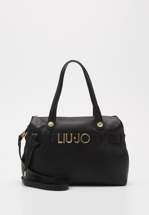 SATCHEL NERO - Tote bag - nero