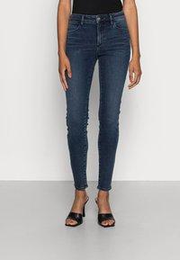 Wrangler - Jeans Skinny Fit - blue ink - 0