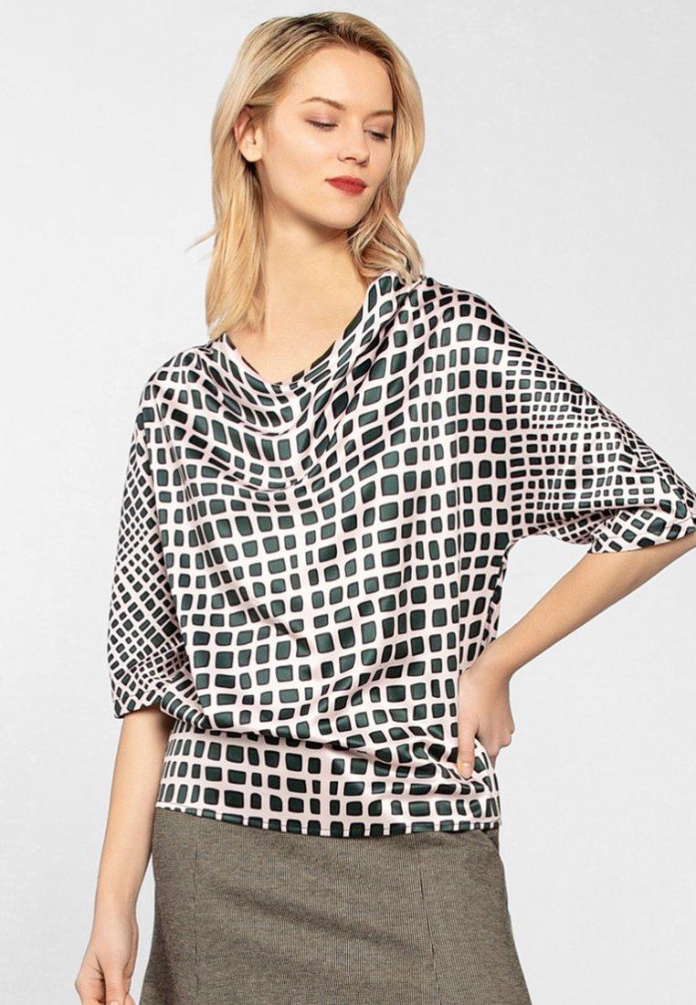 Buy Newest Women's Clothing Apart Blouse green X7N08oOoO