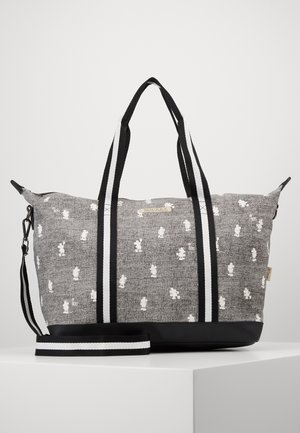 SHOPPING BAG MICKEY MOUSE MY FAVOURITE MEMORIES - Baby changing bag - grey