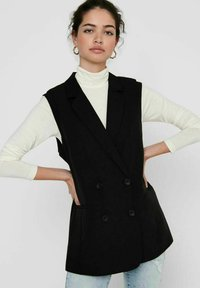 ONLY - Waistcoat - black - 3