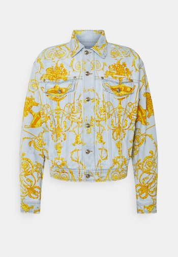 COLUMBUS  - Denim jacket - light blue