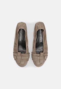 Kennel + Schmenger - MALU - Ballet pumps - taupe - 5