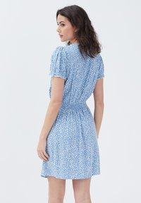 Cache Cache - Korte jurk - bleu pastel - 2